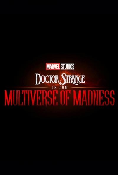 Poster Doctor Extraño 2: El Multiverso de la Locura