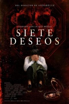 Poster Siete Deseos
