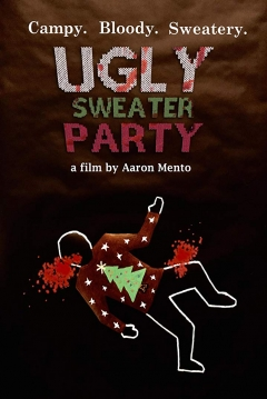 Poster Ugly Sweater Party
