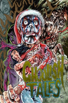 Poster Ghoulish Tales