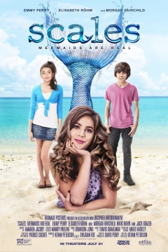 Poster Scales: Mermaids Are Real