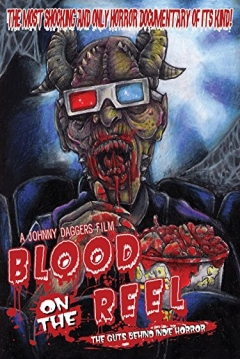 Poster Blood on the Reel