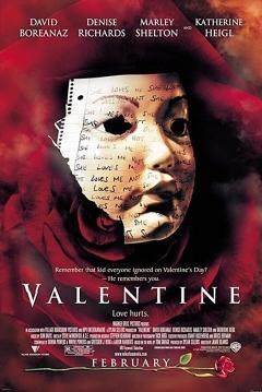Poster Un San Valentín de Muerte