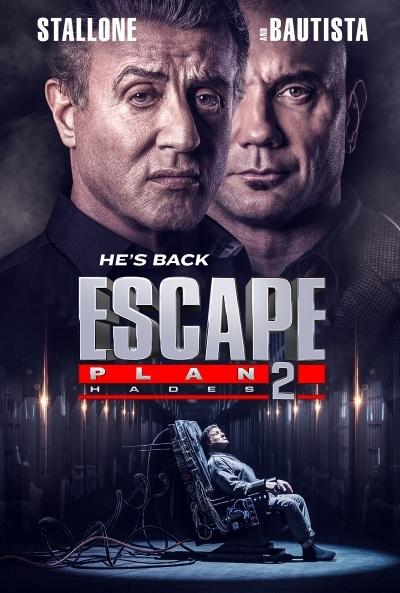 Poster Plan de Escape 2: Hades