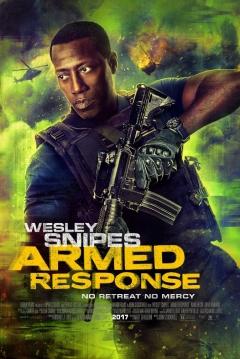 Poster El Templo: Respuesta Armada