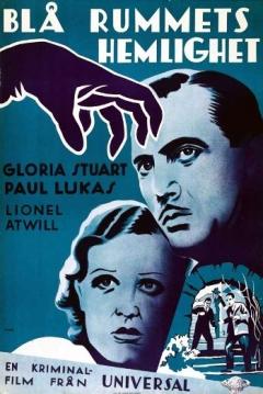 Poster Secret of the Blue Room