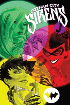 Poster Gotham City Sirens
