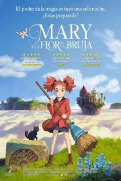 Poster Mary y la Flor de la Bruja