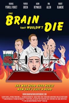 Poster El Cerebro que no Podía Morir (Remake)