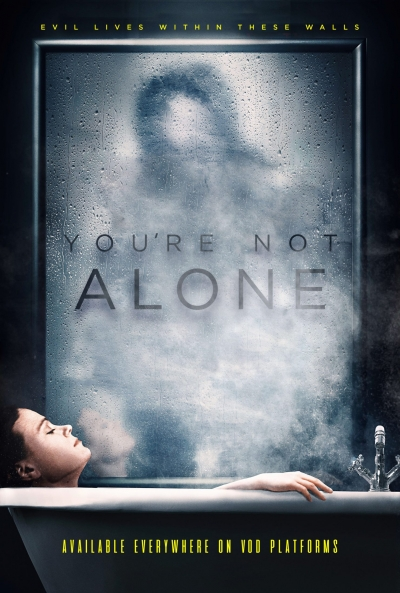 Poster You're not Alone