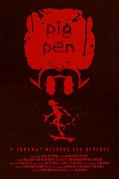 Poster Pig Pen