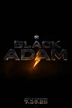 Poster Black Adam