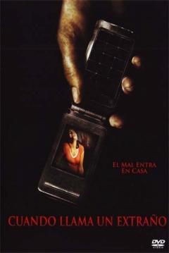 Poster Cuando Llama un Extraño