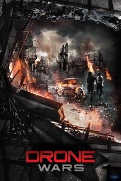 Poster La Guerra de los Drones