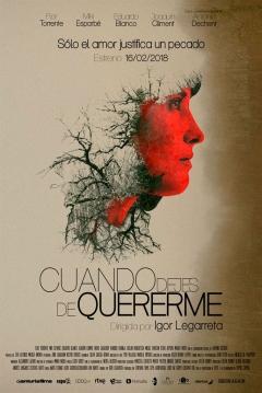 Poster Cuando Dejes De Quererme