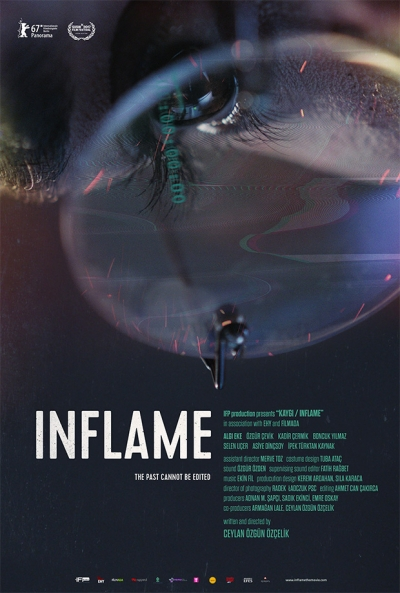 Poster Inflame: Based on a True Nightmare