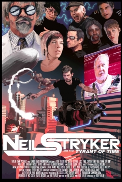 Poster Neil Stryker And The Tyrant Of Time