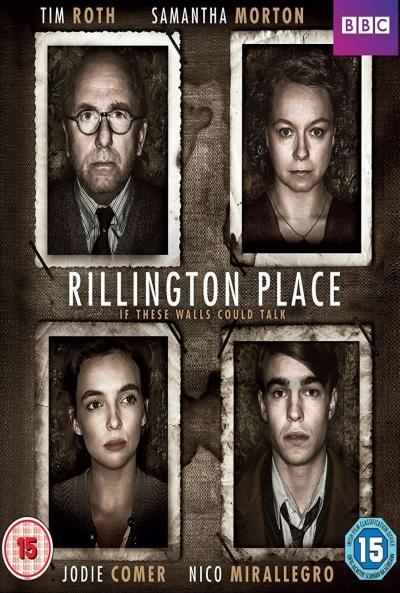 Poster El estrangulador de Rillington Place