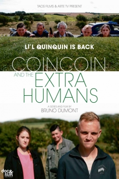 Poster CoinCoin and the Extra-Humans