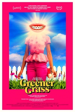 Poster Greener Grass
