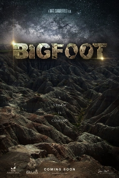 Poster Bigfoot