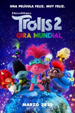 Ficha Trolls 2 - Gira mundial