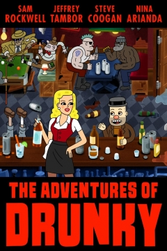 Poster The Adventures Of Drunky