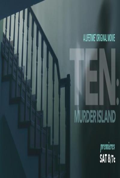 Poster Ten: Murder Island