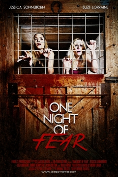Poster One Night Of Fear