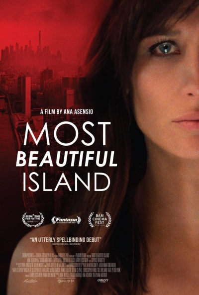 Poster Most Beautiful Island