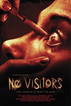 Poster No Visitors
