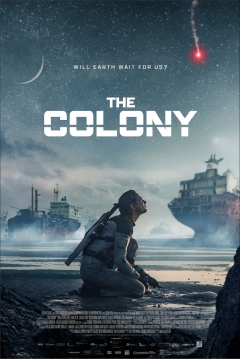 Poster The Colony (Tides)