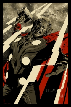 Poster Thor 4