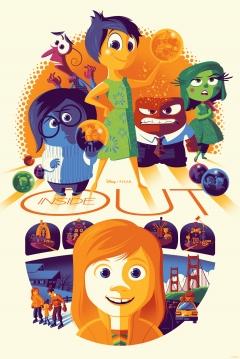 Poster Del Revés 2