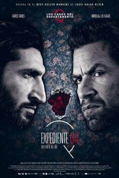 Poster Expediente 64: Los Casos del Departamento Q