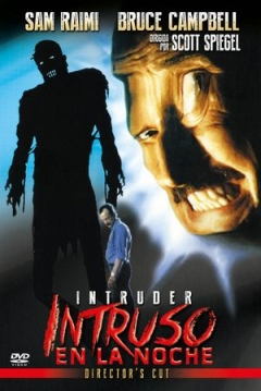 Poster Intruso en la Noche