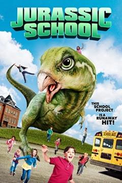 Poster Jurassic School