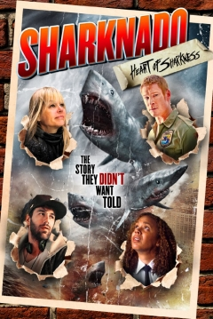 Poster Sharknado: Heart of Sharkness