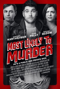 Poster Most Likely to Murder