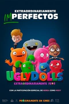 Poster UglyDolls: Extraordinariamente Feos