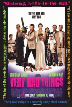 Poster Very Bad Things