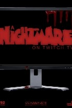 Poster A Nightmare on Twitch.TV