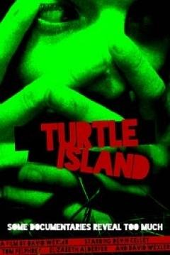 Poster Turtle Island
