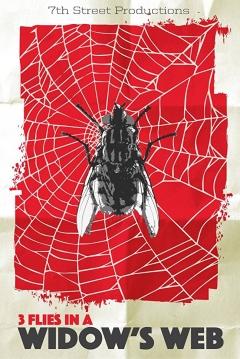Poster 3 Flies In A Widow's Web