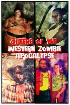 Poster Queers of the Western Zombie Apocalypse
