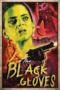 Poster The Black Gloves