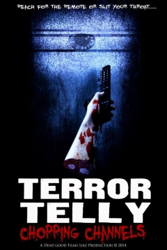 Poster Terror Telly: Chopping Channels