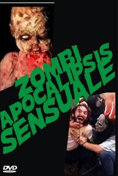Poster Zombi Apocalipsis Sensuale