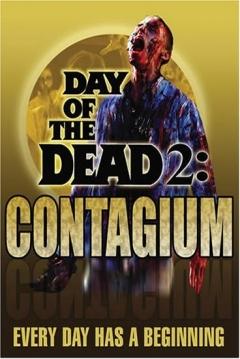Poster El Día De Los Muertos 2: Contagio