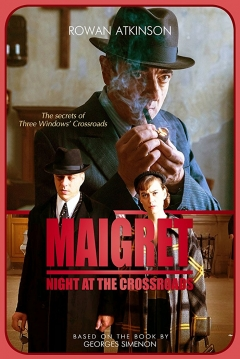 Poster Maigret: Night at the Crossroads